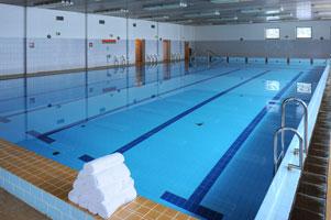 Bazén Srní