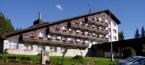 Hotel Srní Šumava