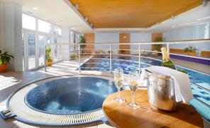 Orea Vital Hotel Sklář bazén