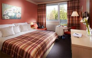 Orea Vital Hotel Sklář pokoj